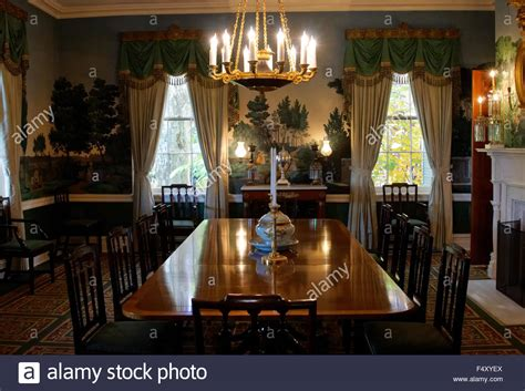 dining rooms in nyc the dining room at gracie mansion the home of new york city s mayor stock photo royalty free