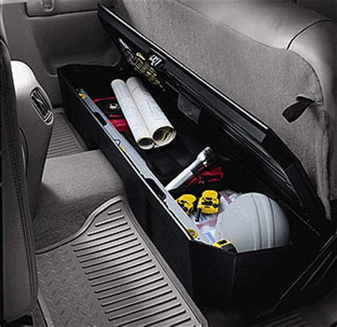 2007 chevy silverado extended cab seat covers gm general motors 12498846 gm seat storage bin
