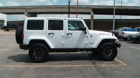 white jeep wrangler unlimited my favorite picture