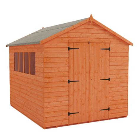 Tiger Sheds by Heavyweight Workshop Sheds Garden Workshop Shed