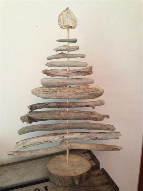 driftwood christmas tree ideas para el hogar pinterest