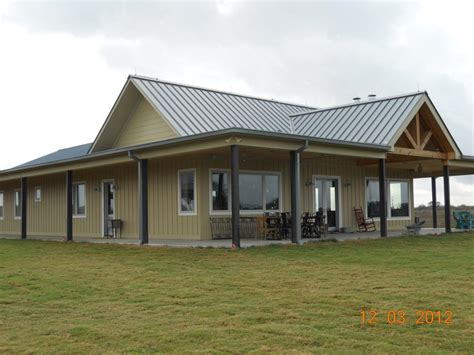 Metal Pole Barn House Plans Barndominium House Plans Picture Gallery Custom Homes Except With Wood On The