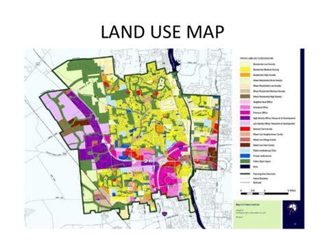 layout of land use image gallery land use