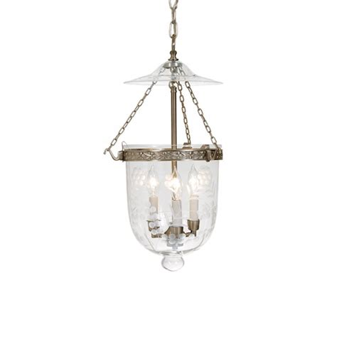 Jvi Designs 102 3 Light Medium Bell Jar Pendant Atg Stores Bell Jar Pendant Light