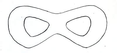 printable incredibles mask template incredibles costume tutorial life out of bounds
