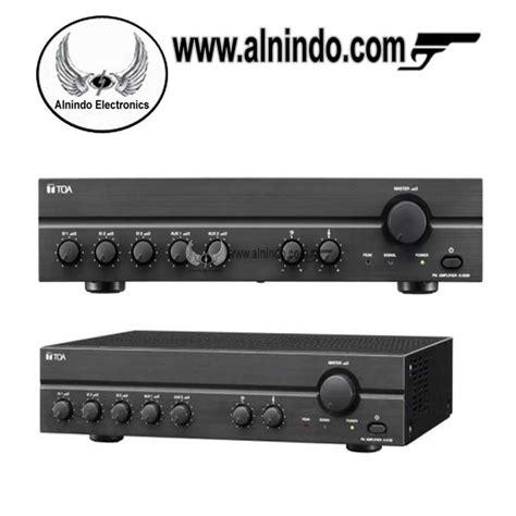 Corong Toa 5025b toa power mixer lifier za 2060