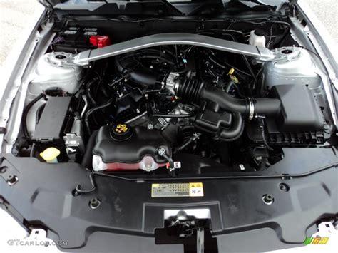 2012 mustang v6 engine 2012 ford mustang v6 premium convertible engine photos