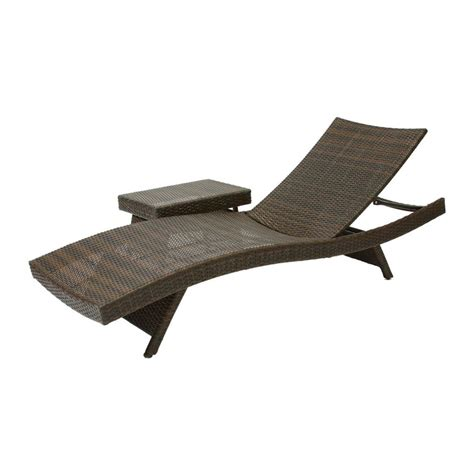 best chaise lounge shop best selling home decor multi brown plastic stackable