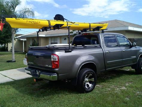 pickup bed boat rack 5 reasons why you need kayak rack for your pickup truck