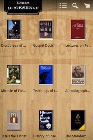 deseret bookshelf lds e reader 1mobile
