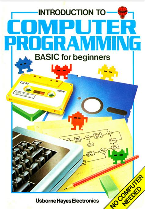 libro the usborne introduction to los ochenteros libros de usborne para aprender a programar teknoplof