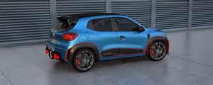 Renault Kwid Concept Renault Kwid Racer Concept 02 2016