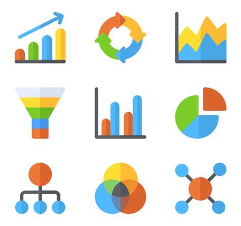 charts diagrams diagram icons 2 064 free vector icons