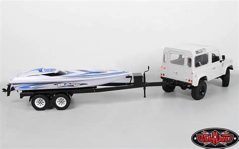rc boat trailer for traxxas blast motoscafi 187 modellismo hobbymedia news per i modellisti