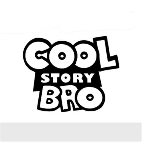Sticker Lustig by Cool Story Bro Vinyl Sticker Sykvinyls