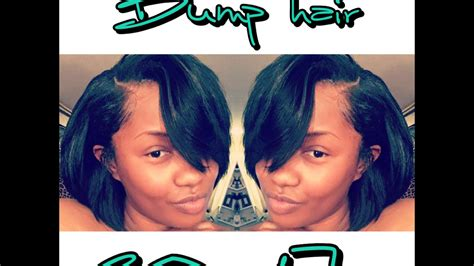 utube bump hair in a bob utube bump hair in a bob hair tutorial quick and easy