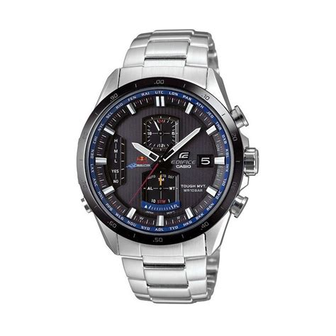 Casio Edifice A 1110 casio edifice eqw a1110rb 1aer horloge