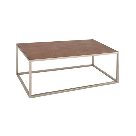 Metal Frame Coffee Table Metal Frame Coffee Table Liberty Furniture Skylights Glass Top Coffee Table In Oooh The