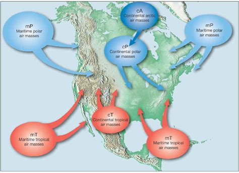 america air mass map arctic weekend we stayed above zero all winter