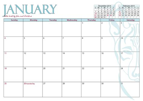 2 page calendar template 2015 9 best images of 2 page monthly calendar printable 2015