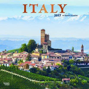 Calendrier Italie Calendrier Italie 2017