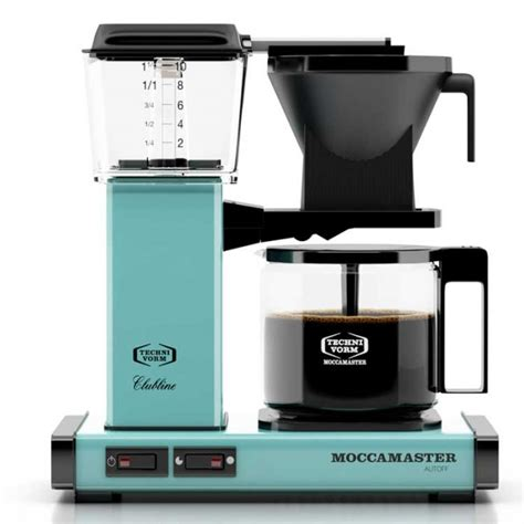 Moccamaster Technivorm KBG741 AO Yellow Pepper