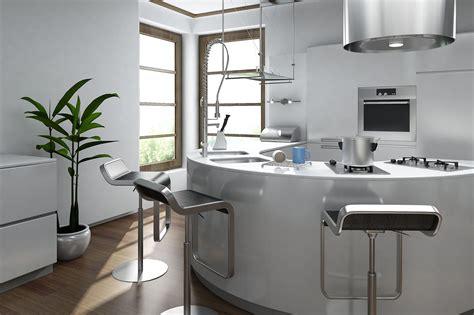 round kitchen design round kitchens