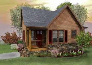 cabin style home plans tiny house cabin cottage house plans