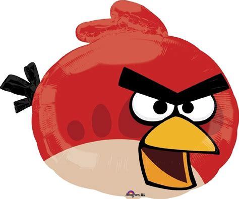 Angry Xl angry birds shape xl folienballon bird