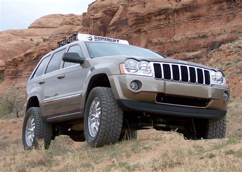 2008 Jeep Grand Lifted Jeep 4 Superlift Bbbblog