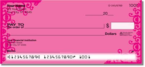 Ey Background Check Pink Corner Scroll Checks