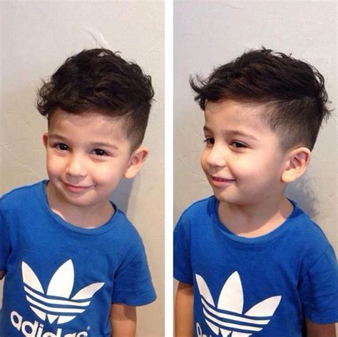 hair cut for little boy with wavy hair 20 сute baby boy haircuts