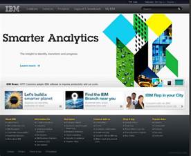 Design Websites Ibm Corporate Website Design 9