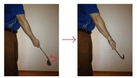 pronation golf swing golf lessons batavia ny impact position drill thomas