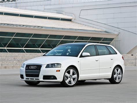 Audi A3 3 2 Quattro by 2008 Audi A3 Sportback 3 2 Quattro Specifications And