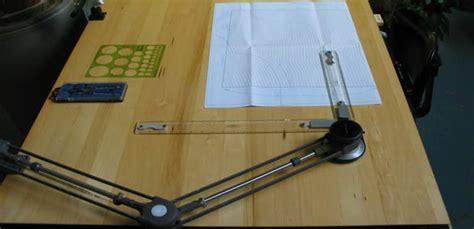 tecnigrafo da tavolo tavolo da disegno usato vendesi ma cos 232 cambiato