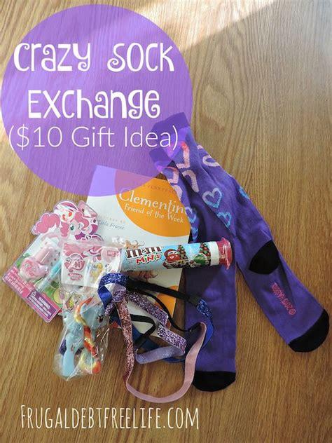 christmas sock exchange ideas sock exchange 10 gift idea socks socks and gift