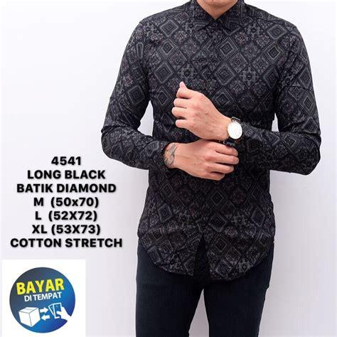 Kemeja Biru Tunik Kotak Pasmina diskon harga kemeja pria lengan pendek distro 2016 terbaru