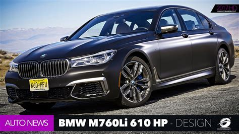 bmw  series mli excellence  hp exterior