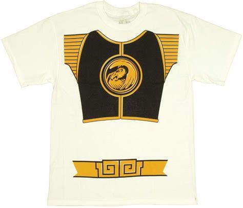 Power White Shirt power rangers white t shirt
