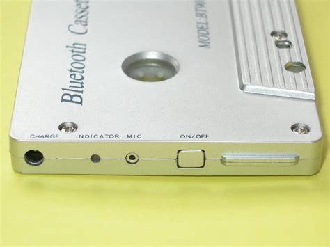 bluetooth cassette adapter bluetooth cassette