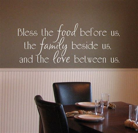 dining room wall quotes dining room vinyl art room ornament