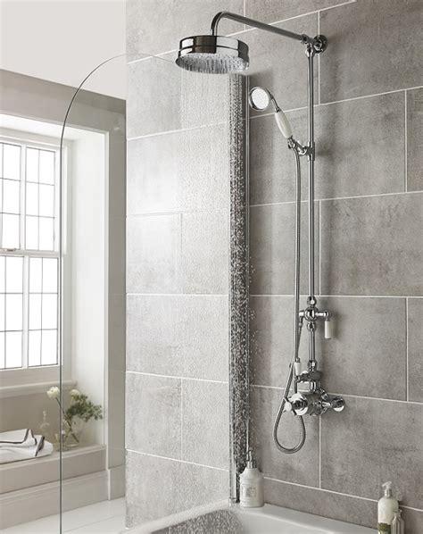 how to install a thermostatic mixer shower big bathroom shop