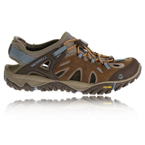 waterproof sandals womens merrell all out blaze sieve womens brown waterproof
