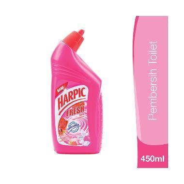 Harpic Pembersih Kloset Jual Deterjen Pembersih Toilet Kloset Harpic