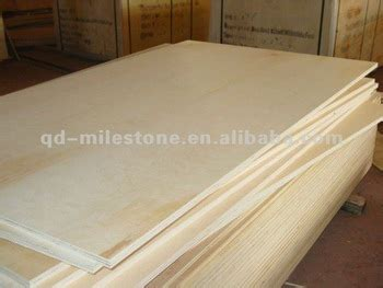 1220x2440mm Best Quality Plywood Sheet Beech Plywood Board