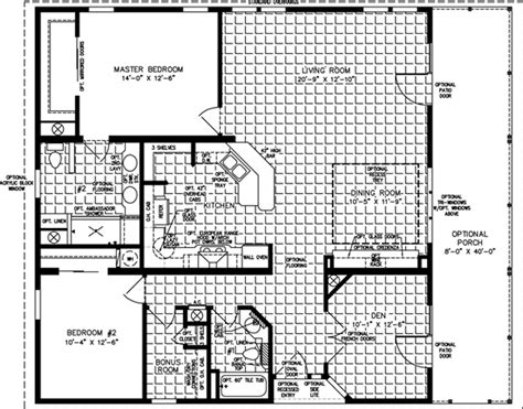 home design 40x40 floor plans manufactured homes modular homes mobile