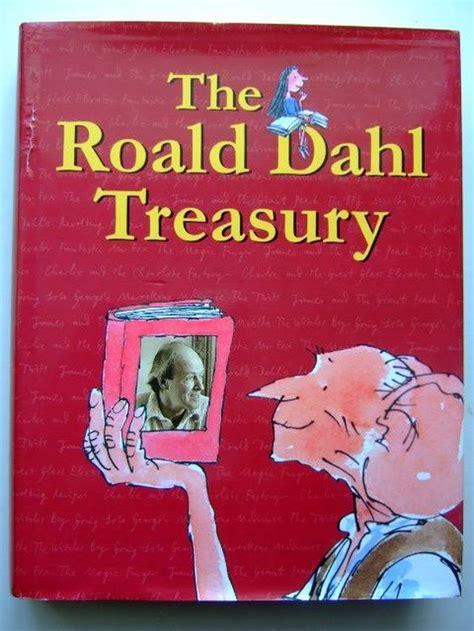 the roald dahl treasury 0224046918 the roald dahl treasury dahl roald illus by blake quentin briggs raymon ebay
