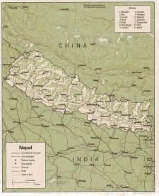 Nepal Maps by Nepal