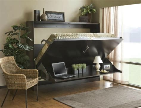 Home Office Desk Bed 8 Organization Ideas For The Most Of A Small Home